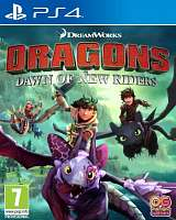 Sony PS4 Dragons Dawn of New Riders [английская версия]