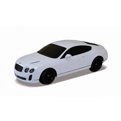 Игрушка_WELLY Bentley Continental Supersports 1:24__Белый