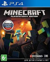 Игра_SONY PS4 Minecraft [русская версия]__