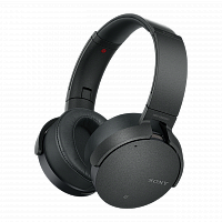 Наушники беспроводные Bluetooth Sony MDR XB950N1 B EXTRA BASS Black