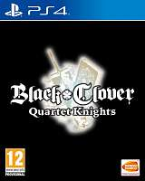 SONY PS4 Black Clover: Quartet Knights [PS4 английская версия]