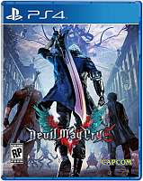 SONY PS4 Devil May Cry 5 [русские субтитры]