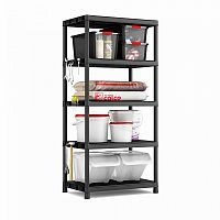 Стеллаж_KETER PLUS SHELF XL/5__