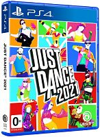 Игра_SONY PS4 Just Dance 2021 [русская версия]__