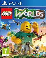 PS4 LEGO Worlds [ русская версия]