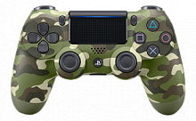 _SONY Dualshock 4 v2 Camouflage_0_хаки