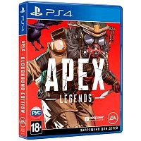 Игра_SONY PS4 Apex Legends. Bloodhound Edition [ русская версия]__
