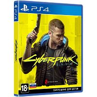 Игра_SONY PS4 Cyberpunk 2077 [русская версия]__