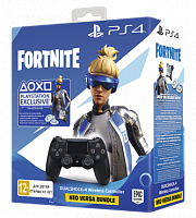 Комплект  Dualshock 4_SONY Комплект  Dualshock 4+ Fortnite__