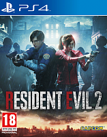 SONY PS4 Resident Evil 2 [русские субтитры]