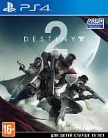 SONY PS4 Destiny 2 [русская версия]