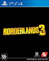 Игра_SONY PS4 Borderlands 3__